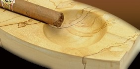 Iron Horse Cigar Depot - ashtray